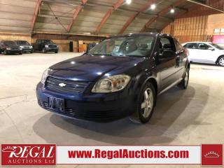 Used 2010 Chevrolet Cobalt LT 2D Coupe FWD for sale in Calgary, AB