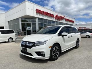 Used 2019 Honda Odyssey Touring NAVI | DVD | LOADED! for sale in Winnipeg, MB