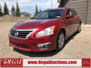 Used 2013 Nissan Altima S 4D Sedan for sale in Calgary, AB