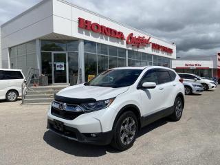 Used 2019 Honda CR-V EX-L AWD | SUNROOF | LEATHER | for sale in Winnipeg, MB