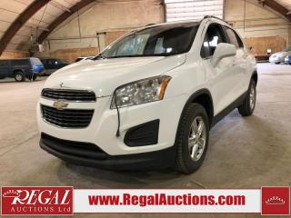Used 2014 Chevrolet Trax 1LT 4D Utility AWD for sale in Calgary, AB