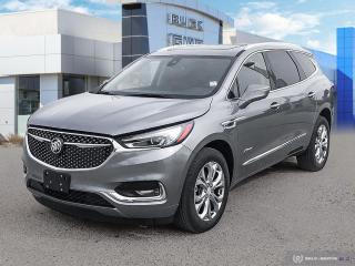 """New 2021 Buick Enclave Avenir """"Fall into Savings!"""" for sale in Winnipeg, MB"""
