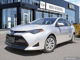 Used 2018 Toyota Corolla LE Heated Seats & Steering | Bluetooth for sale in Winnipeg, MB