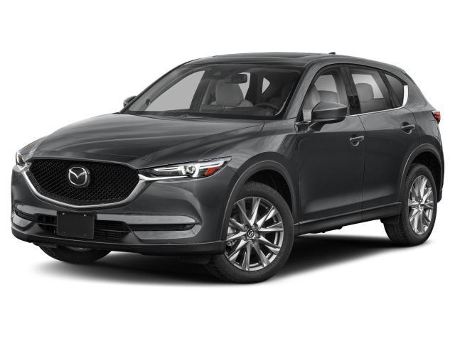 2021 Mazda CX-5 GT w/Turbo