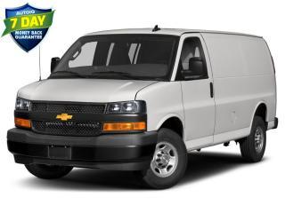 New 2021 Chevrolet Express 2500 Work Van for sale in Tillsonburg, ON