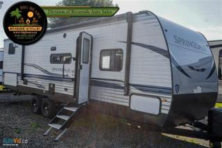 Used 2021 Keystone RV Springdale 298BH for sale in Guelph, ON