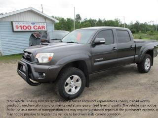 Used 2012 Toyota Tacoma for sale in North Bay, ON