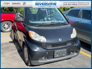 Used 2008 Smart fortwo Passion RWD | CD Player | AM/FM Radio for sale in Wallaceburg, ON