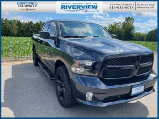 Used 2019 RAM 1500 Classic ST for sale in Wallaceburg, ON