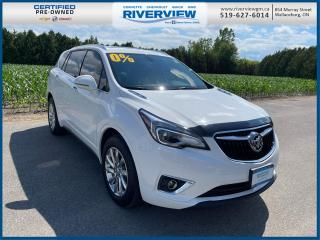 Used 2019 Buick Envision Essence Remote Start   OnStar   Heated Seats   Cruise Control for sale in Wallaceburg, ON