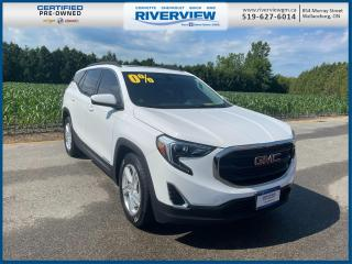 Used 2019 GMC Terrain SLE One Owner   Remote Start   Rear Park Assist   OnStar   Cruise Control for sale in Wallaceburg, ON