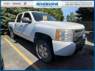 Used 2010 Chevrolet Silverado 1500 LT OnStar | Sirius XM Radio | Bluetooth for sale in Wallaceburg, ON