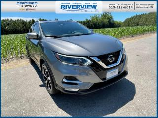 Used 2020 Nissan Qashqai SL Keyless Entry   Rear Park Assist   Navigation System for sale in Wallaceburg, ON