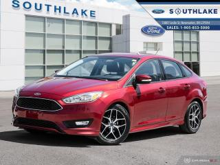 Used 2015 Ford Focus SE for sale in Newmarket, ON