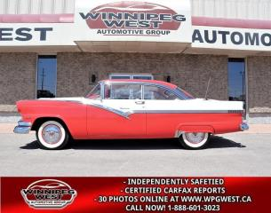 Used 1956 Ford Crown Victoria STUNNING, FLAWLESS, ORIGNAL, MUST SEE! for sale in Headingley, MB