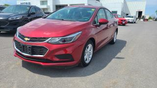 Used 2018 Chevrolet Cruze 4dr Sdn 1.4L LT w-1SD for sale in Kingston, ON