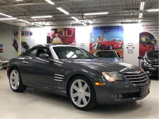 Used 2004 Chrysler Crossfire for sale in Paris, ON