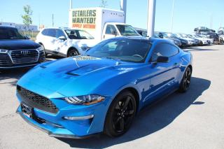 Used 2021 Ford Mustang Premium | Sale! June 24th On All Inventory! for sale in Whitby, ON