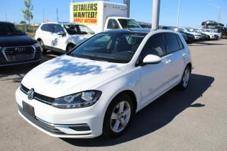 Used 2018 Volkswagen Golf 1.8L TSI Comfortline for sale in Whitby, ON