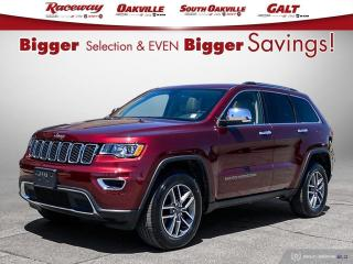 Used 2020 Jeep Grand Cherokee DVD | LUXURY GROUP | MUST SEE for sale in Etobicoke, ON