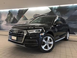Used 2018 Audi Q5 2.0T Progressiv + Pano Roof | Nav | Rear Cam for sale in Whitby, ON