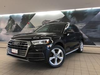 Used 2018 Audi Q5 2.0T Progressiv + Pano Roof | Rear Cam | Nav for sale in Whitby, ON