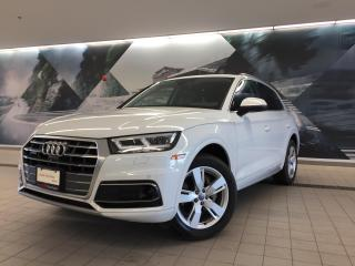 Used 2019 Audi Q5 45 Technik + Head Up Display | Nav | Pano Roof for sale in Whitby, ON