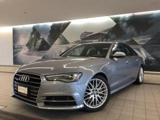 Used 2017 Audi A6 2.0T Progressiv + Nav | Rear Cam | Sunroof for sale in Whitby, ON