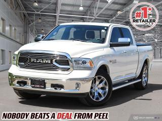 Used 2017 RAM 1500 Longhorn for sale in Mississauga, ON
