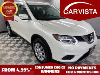 Used 2015 Nissan Rogue S FWD - 1 OWNER/LOW KM - for sale in Winnipeg, MB
