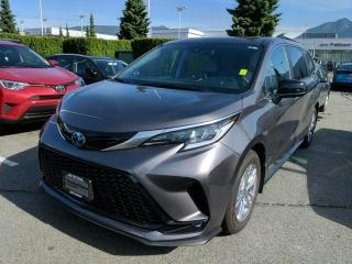 Used 2021 Toyota Sienna XSE 7-Passenger for sale in North Vancouver, BC