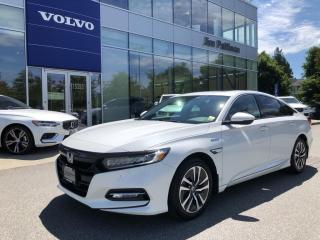 Used 2018 Honda Accord Hybrid Touring for sale in Surrey, BC