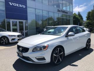 Used 2014 Volvo S60 T6 R-Design for sale in Surrey, BC