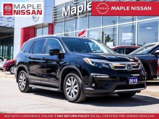 Used 2019 Honda Pilot EX-L w/Navi for sale in Maple, ON