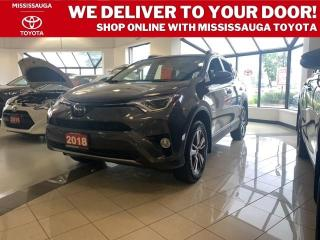 Used 2018 Toyota RAV4 XLE AWD for sale in Mississauga, ON
