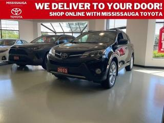 Used 2013 Toyota RAV4 LIMITED AWD for sale in Mississauga, ON