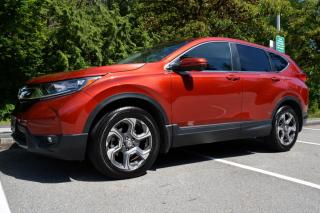 Used 2018 Honda CR-V EX-L AWD for sale in Vancouver, BC