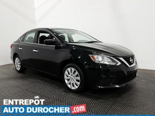 Used 2017 Nissan Sentra SV - Bluetooth - Caméra de Recul - Climatiseur for sale in Laval, QC