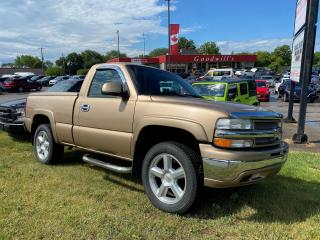 Used 2000 Chevrolet Silverado 1500 VERY RARE! CLEAN CARFAX! MUST SEE!!!! for sale in Aylmer, ON