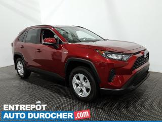 Used 2020 Toyota RAV4 Hybrid LE - AWD - Bluetooth - Caméra de Recul for sale in Laval, QC