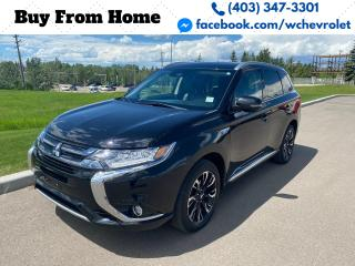 Used 2018 Mitsubishi Outlander Phev GT for sale in Red Deer, AB
