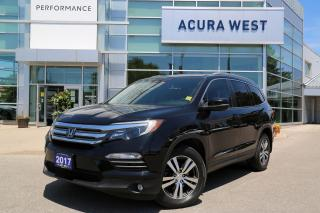 Used 2017 Honda Pilot w/Navigation for sale in London, ON
