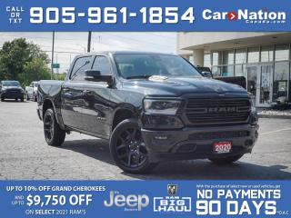 Used 2020 RAM 1500 Sport Night Edition 4x4| SOLD| SOLD| SOLD| SOLD| for sale in Burlington, ON