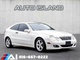Used 2006 Mercedes-Benz C230 COUPE**AUTOMATIC** for sale in North York, ON
