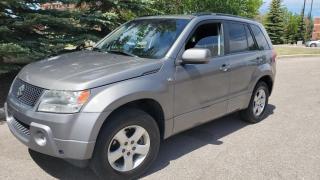 Used 2007 Suzuki Grand Vitara 4WD 4dr JXSPOR, POWER WINDOWS, FLAT TOW, CALL (403)2350123 for sale in Calgary, AB