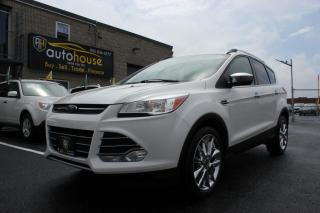 Used 2015 Ford Escape 4WD/NAV/BACKUP CAMERA/CRUISE CONTROL/ACCIDENT FREE for sale in Newmarket, ON