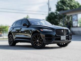 Used 2018 Jaguar F-PACE 25t  Prestige|AWD |NAV|PANOROOF|B.SPOT|LOADED TO THE TOP for sale in North York, ON