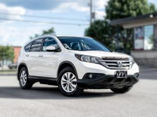 Used 2013 Honda CR-V Touring |AWD|NAV|BACKUP|ROOF |LEATHER |LOADED |LOW KM for sale in North York, ON