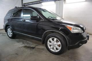 Used 2008 Honda CR-V EX-L 4WD CERTIFIED 2YR WARRANTY *1 OWNER*FREE ACCIDENT* SUNROOF HEATED LEATHER ALLOYS for sale in Milton, ON