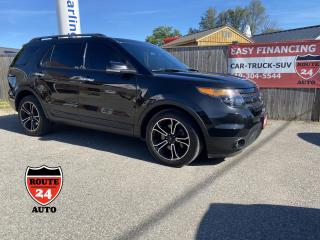 Used 2013 Ford Explorer Sport 4WD for sale in Brantford, ON